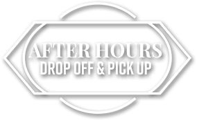 After Hours drop off and pick up